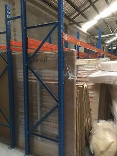 Heavy Duty Warehouse Pallet Shelving Racking Frames and Beams Erskineville Inner Sydney Preview