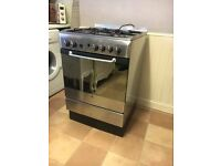 Gas Oven With Electric Hob