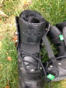 Snowboard boots K2 - Bottes de Planche à neige K2 West Island Greater Montréal image 5