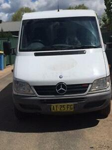 2003 Mercedes-Benz Sprinter with Refrigeration Wagga Wagga Wagga Wagga City Preview