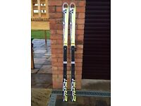 FISCHER World Cup GS Race Skis 170cm - Very Good Condition (No bindings)