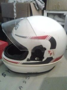 2 MOTORCYCLE HELMETS PACKAGE DEAL $40 FIRM