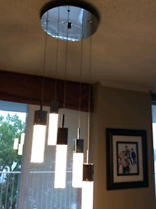 Lumiere fixture plafond