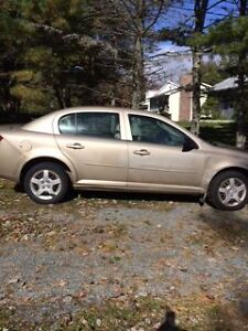 2007 Chevrolet Cobalt Sedan (runs well & recently inspected)