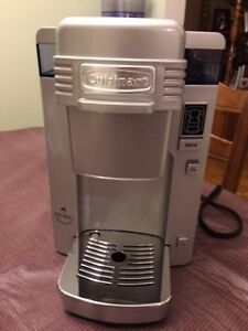 Cusinart Compact Single Serve Coffee Maker West Island Greater Montréal image 3