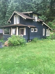 Last minute Canada Day weekend cabin rentals on Pitt Lake