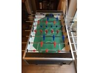 Table Football: Top Quality, Attractive, Good Condition. Over £800 new.