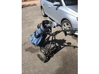 Powa Kaddie electric trolley for sale