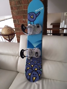 Snow board Firefly pour filles
