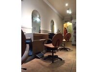 Chair Rental Available In Salon - Make Up