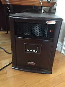 SOLD-Electric Heater