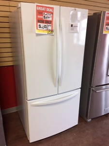 CLEARANCE Kenmore french door fridge at Sears in Brandon