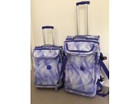 Kipling medium and small suitcases