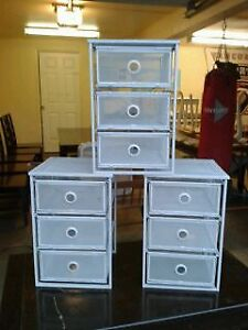 Excellent Storage containers... brand new