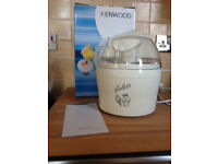 Kenwood Ice Cream Maker - excellent condition