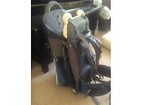 Vaude Baby Carrier - Back Pack NEVER USED