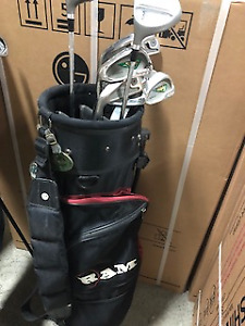 Used MacGregor Golf Set