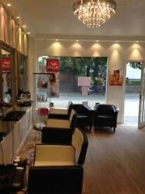 Hair Stylist wanted for a busy , friendly,relaxed salon ,full/part time
