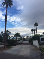 RV SITE for sale/rent Cathedral City California