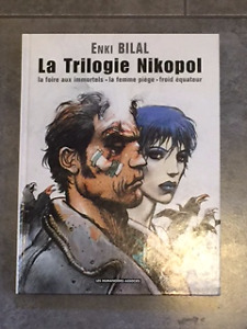 French BDs and translated Manga
