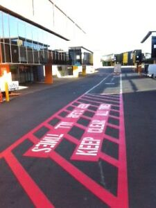 Line marking Service - Sydney metro Gladesville Ryde Area Preview