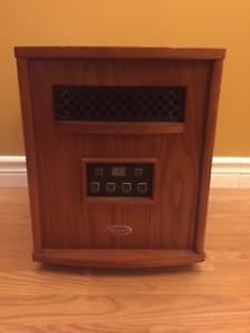 Truman Infrared Heater 1500w