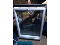 Velux Window - new with waterproofing bit missing
