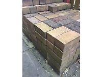285 or 5.5 square metres orange mono block ready to uplift now