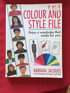 The Colour and Style File by Barbara Jacques