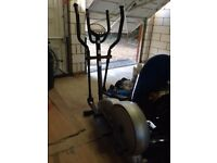 Cross Trainer - Domyos VE750 SOLD