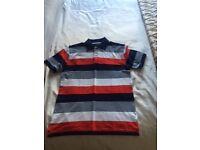 Tommy Hilfiger boys polo tshirt age 12-14