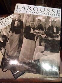 'Larousse Gastronomique' Hardback Book plus hardback sleeve £20