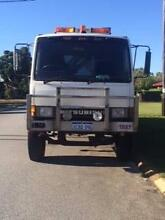 Mitsubishi Tilt Tray Truck with Hiab Willetton Canning Area Preview