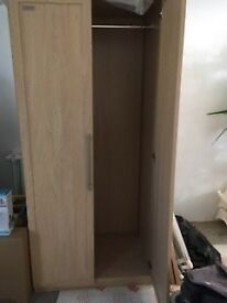 FREE Mamas and Papas wardrobe veneer wood effect