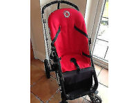 Bugaboo Cameleon 2nd Generation Pram With Carrycot