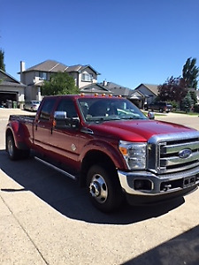 RV Towing special !  F350 Lariat Dually  REDUCED !