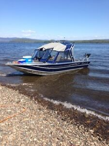 Gently used Family owned boat