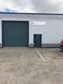 Industrial Warehouse Unit of 195m2 (2100 sq ft, Strode Business Centre, Plympton, Plymouth, Devon