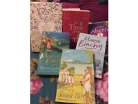 Selection of books £5