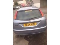 Ford Focus 1.8 TDCI Mint Condition, MOT Feb 17, Runs and drives great. May swap