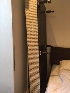 Single bed - divan base and mattress