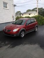 2006 Pontiac Vibe Sedan Awd