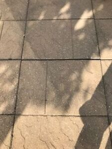 60 Patio Stones and Steps