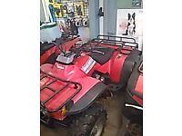 Honda big red 300cc 4x4 farm quad