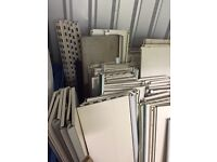 Shop Fittings, Shelving, Free Standing,