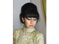 Mobile bridal/party makeup artist