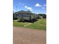 2004 Willerby Westmoreland 2 bedroom static caravan on a well known site in Hunstanton