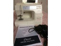 Janome Decor Excel 11 5024 Sewing Machine