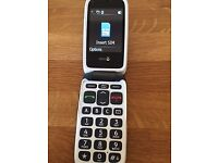 doro easy mobile phone with camera