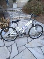 "Girls 24"" 18-Speed Bike....Perfect Condition"
